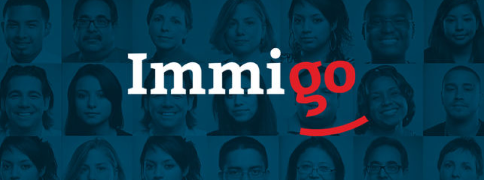 Immigo logo